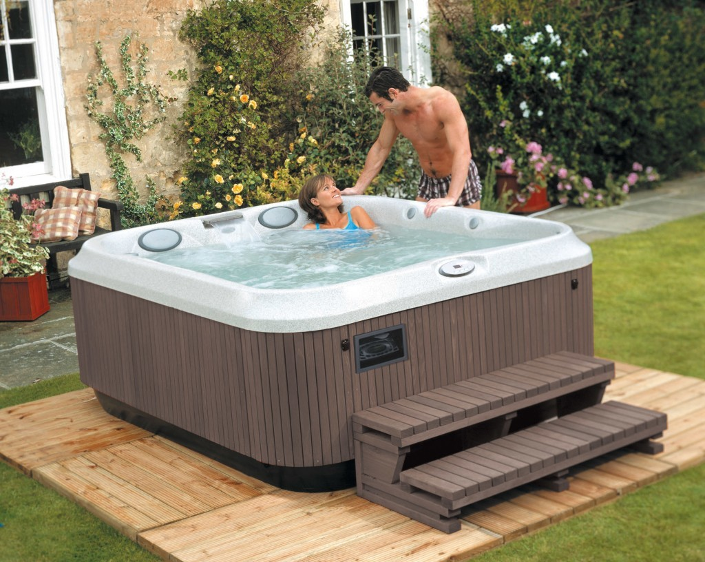 Spa Jacuzzi Bordeaux