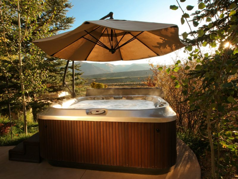 Spas haut de gamme de 6 8 places jacuzzi spas de qualit - Dimension spa 6 places ...