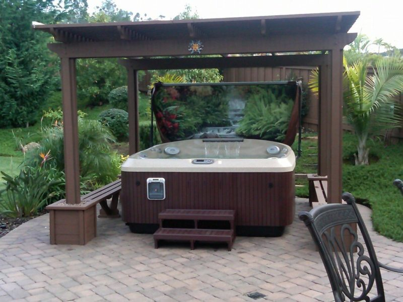 J-470 - Spa Jacuzzi® 6 - 8 places