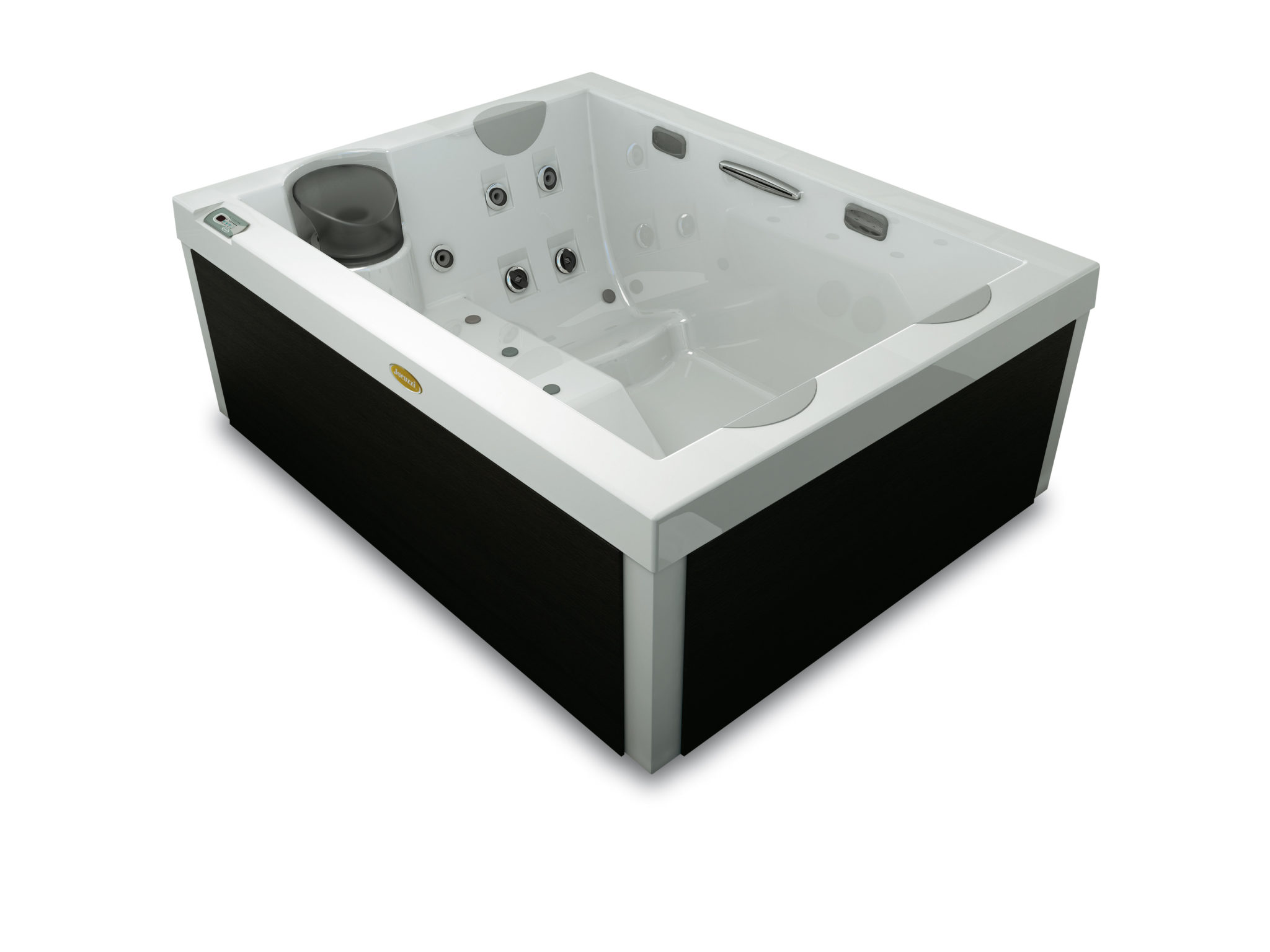 spa 3 places jacuzzi que choisir culturespas. Black Bedroom Furniture Sets. Home Design Ideas