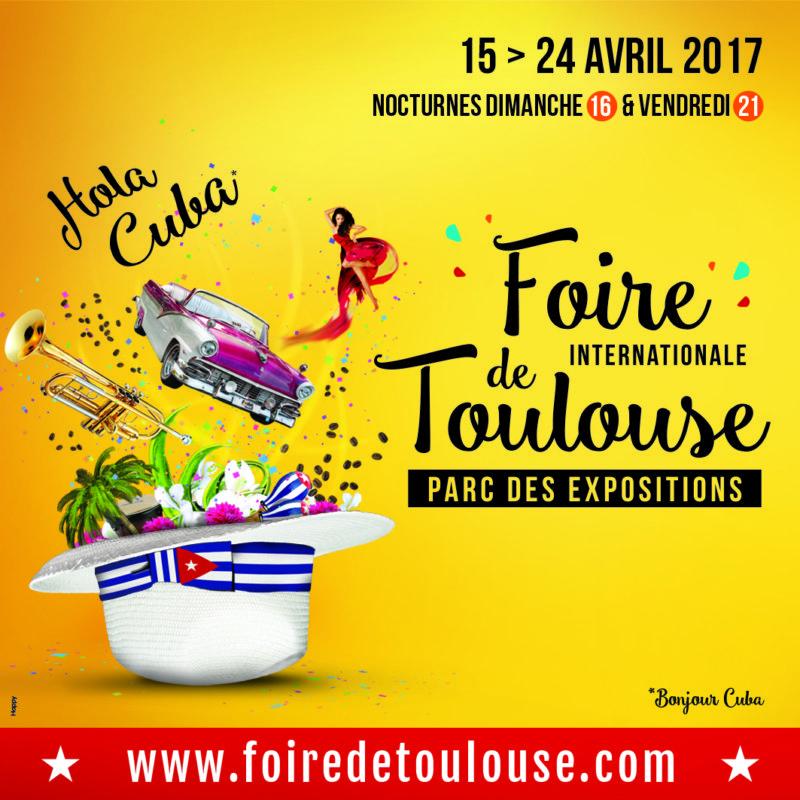 Foire spa : Foire de Toulouse