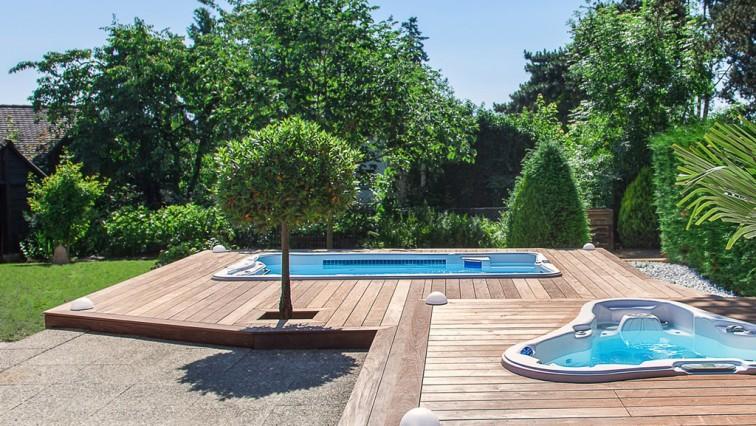 Spas de nage AquaFit Sport 13